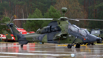 74-61 - Eurocopter EC 665 Tiger UHT - Germany - Army
