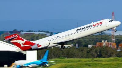 A picture of VHNXQ - Boeing 717231 - QantasLink - © Robbie Mathieson
