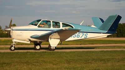 N1567S - Beechcraft P35 Bonanza - Private