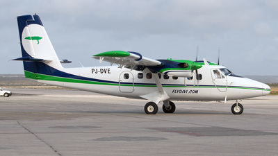 PJ-DVE - De Havilland Canada DHC-6-300 Twin Otter - Divi Divi Air