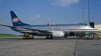 YU-ANK - Boeing 737-3H9 - JAT Yugoslav Airlines