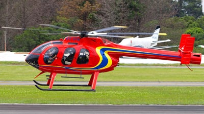 PT-YYA - MD Helicopters MD-600N - Private