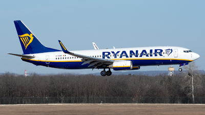 EI-EMK - Boeing 737-8AS - Ryanair