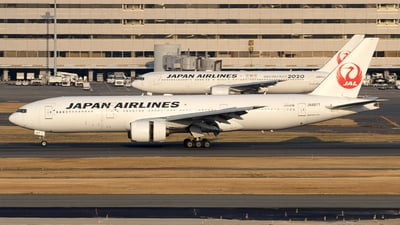 JA8977 - Boeing 777-289 - Japan Airlines (JAL)