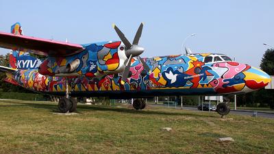 UR-47287 - Antonov An-24B - Private