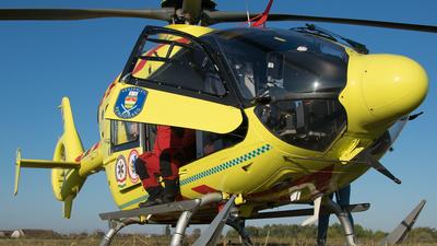 HA-HBM - Eurocopter EC 135P2+ - OMSZ Légimentõ (Air Ambulance Hungary)