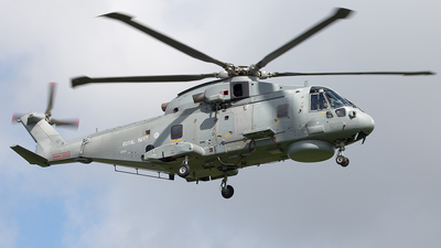 ZH824 - Agusta-Westland Merlin HM.1 - United Kingdom - Royal Navy