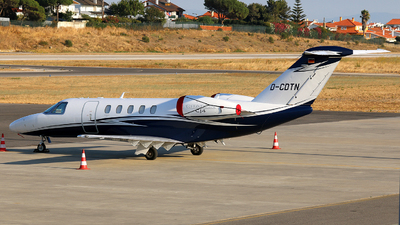 D-CDTN - Cessna 525 Citationjet CJ4 - Private