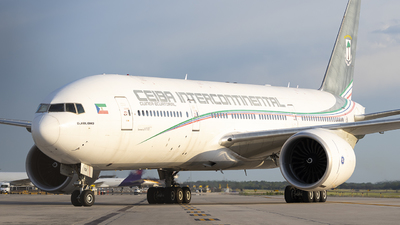 A picture of CSTQX - Boeing 7772FB(LR) - Ceiba Intercontinental - © Andrew Mauro