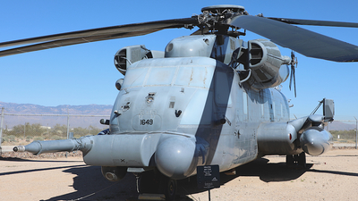 73-1649 - Sikorsky MH-53M Pave Low IV - United States - US Air Force (USAF)