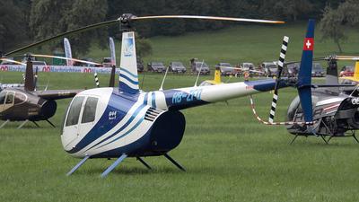 HB-ZFO - Robinson R44 Raven II - Private