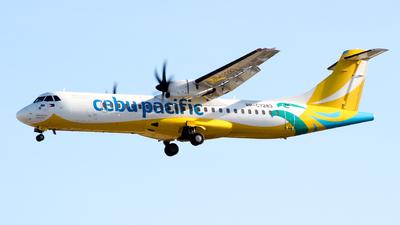 RP-C7283 - ATR 72-212A(600) - Cebu Pacific Air