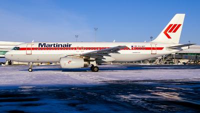 PH-MPF - Airbus A320-232 - Martinair