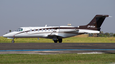 ZP-BQA - Bombardier Learjet 40 - Private