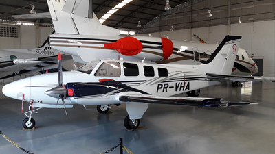 PR-VHA - Beechcraft G58 Baron - Private