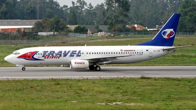 OK-TVQ - Boeing 737-86N - Travel Service