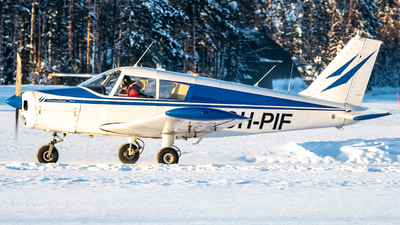 OH-PIF - Piper PA-28-140 Cherokee - Blue Skies Aviation
