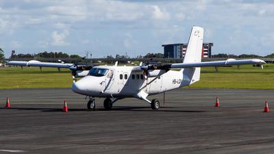 A picture of HBLQV - De Havilland DHC6300 Twin Otter - [643] - © James Saunders