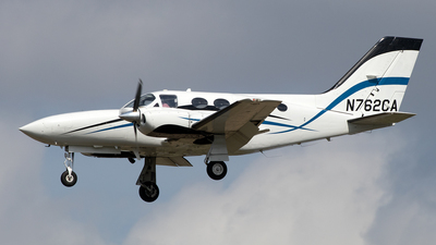 N762CA - Cessna 421C Golden Eagle - Private