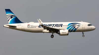 SU-GFL - Airbus A320-251N - EgyptAir
