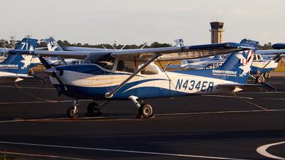 N434ER - Cessna 172S Skyhawk SP - Embry-Riddle Aeronautical University (ERAU)