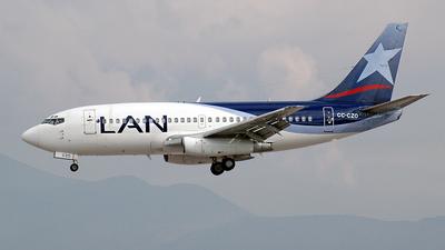 CC-CZO - Boeing 737-236(Adv) - LAN Airlines
