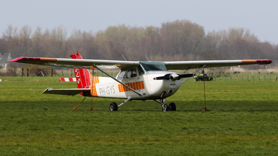 PH-GYS - Reims-Cessna F172N Skyhawk II - Stichting Vliegmaterieel Schiphol