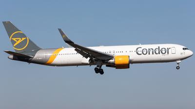 A picture of DABUT - Boeing 7673Q8(ER) - Condor - © Oliver Sänger