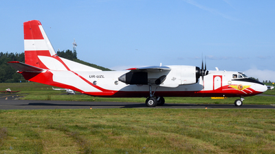 UR-UZL - Antonov An-26B-100 - Constanta Airlines