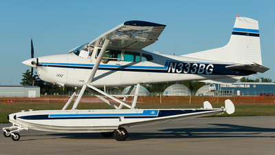 N333BG - Cessna A185F Skywagon - Private