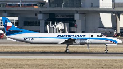 A picture of N370AE - Fairchild Swearingen Metroliner - [AC506] - © Brad T