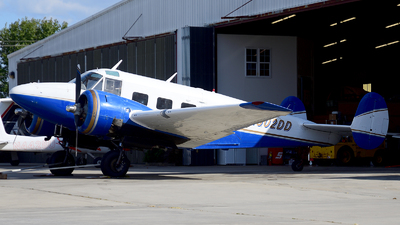 N502DD - Beech G18S - Private