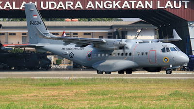 P-8304 - CASA CN-235MPA - Indonesia - Navy