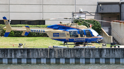 N933TG - Bell 407 - Metro Aviation
