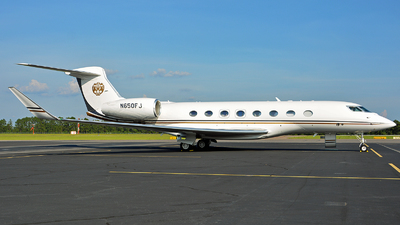 N650FJ - Gulfstream G650ER - Private
