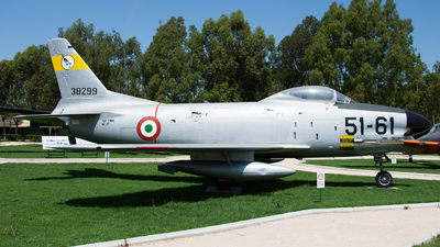 MM53-8299 - Fiat F-86K Sabre - Italy - Air Force