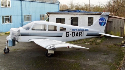 A picture of GOARI - Piper PA28R201 - [2837005] - © Glyn Charles Jones