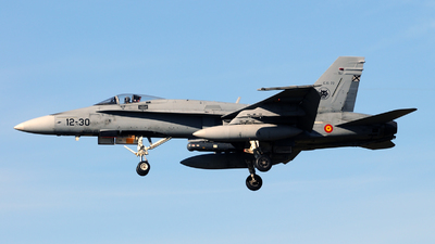 C.15-72 - McDonnell Douglas EF-18M Hornet - Spain - Air Force