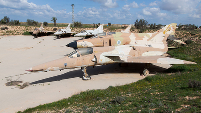 514 - IAI Kfir C7 - Israel - Air Force