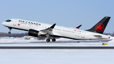 C-GJXE - Airbus A220-300 - Air Canada