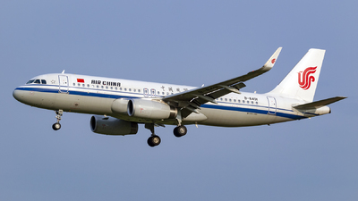 B-8491 - Airbus A320-232 - Air China