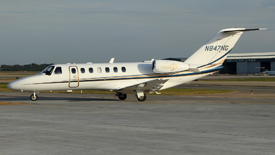 A picture of N847NG - Cessna 525B CitationJet CJ3 - [525B0144] - © Carlos Barcelo