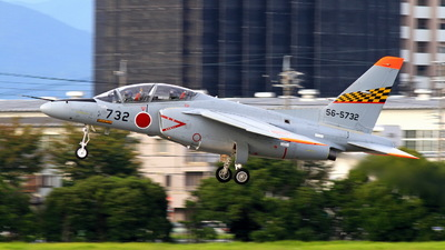 56-5732 - Kawasaki T-4 - Japan - Air Self Defence Force (JASDF)