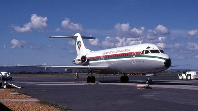 VH-FKJ - Fokker F28-4000 Fellowship - Airlines of Western Australia