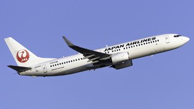 JA349J - Boeing 737-846 - Japan Airlines (JAL)