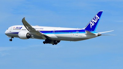 JA896A - Boeing 787-9 Dreamliner - All Nippon Airways (Air Japan)