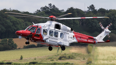G-MCGP - Agusta-Westland AW-189 - Bristow Helicopters