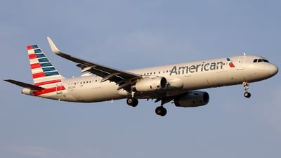 N151AN - Airbus A321-231 - American Airlines