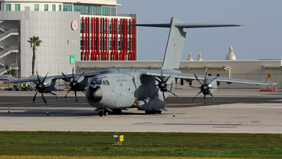 ZM401 - Airbus Atlas C.1 - United Kingdom - Royal Air Force (RAF)
