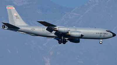 59-1461 - Boeing KC-135R Stratotanker - United States - US Air Force (USAF)